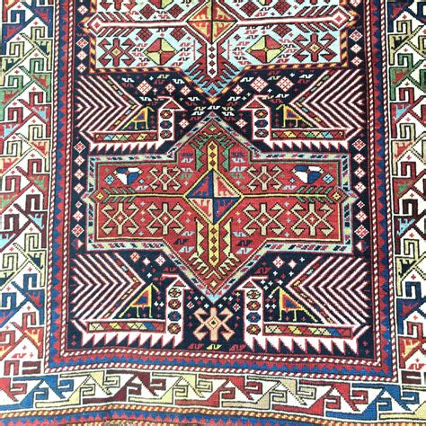 antique golden akstafa shirvan caucasian rug collection