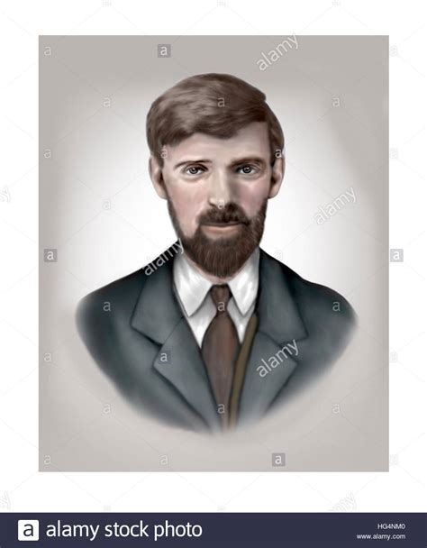 d h lawrence and 0141441550 d h lawrence 1885 1930 novelist poet essayist stock photo royalty free image 130411904