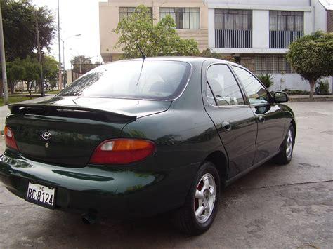 98 Hyundai Elantra by Hyundai Elantra A 241 O 1998