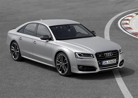 Audi S8 2015 by Audi S8 Plus 2015 Plus De 600 Ch Dans La Limousine Audi