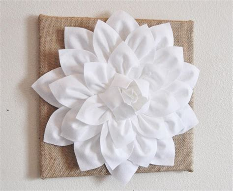 tutorial wall art 3d felt flower wall art diy tutorial quiet corner