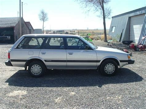 1992 subaru loyale engine thatsnuckingfuts s 1992 subaru loyale in buhl id