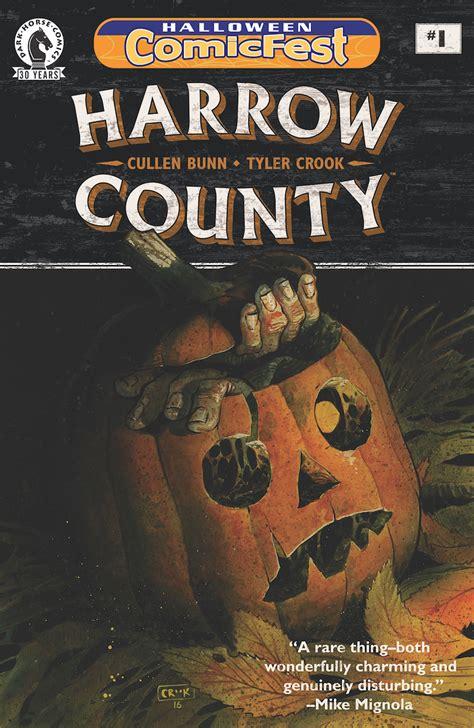 harrow county volume 1 161655780x horror fans be a ware dark horse s harrow county in