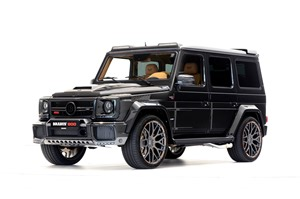 brabus 800 is a mercedes amg g65 with more oomph
