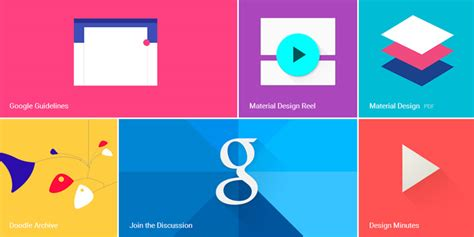 google layout exles google updated with material design for android lollipop