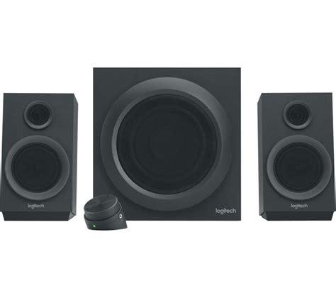 Logitech Z337 buy logitech z337 2 1 wireless pc speakers black free