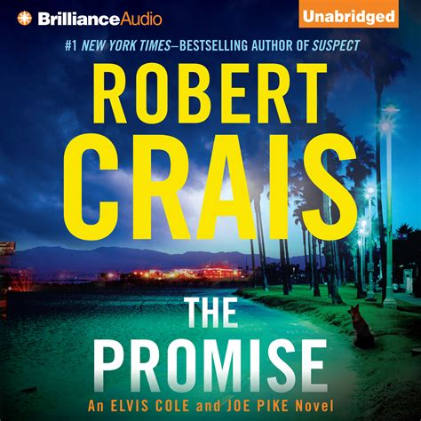 the wanted elvis cole and joe pike books the promise audiobook by robert crais read by