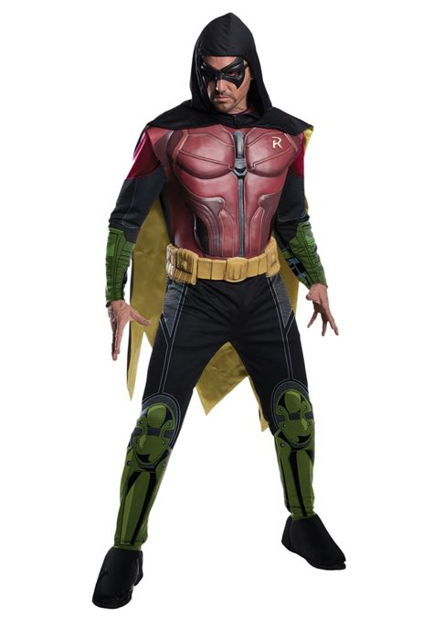 robin costume s robin arkham origins costume
