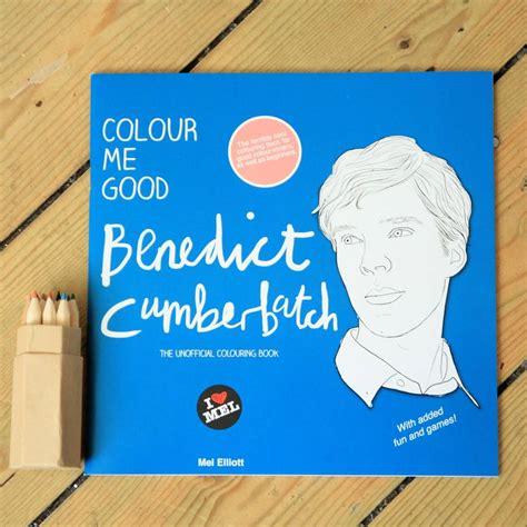 benedict cumberbatch coloring book benedict cumberbatch colouring book by colour me by