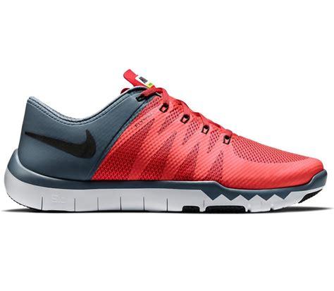 Nike Free Trainer 5 0 V6 nike free trainer 5 0 v6 herren trainingsschuh rot blau