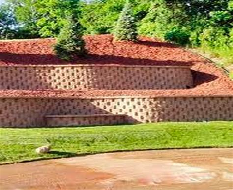Decorative Retaining Walls by Custom Built Retaining Walls Staten Island New Jersey And