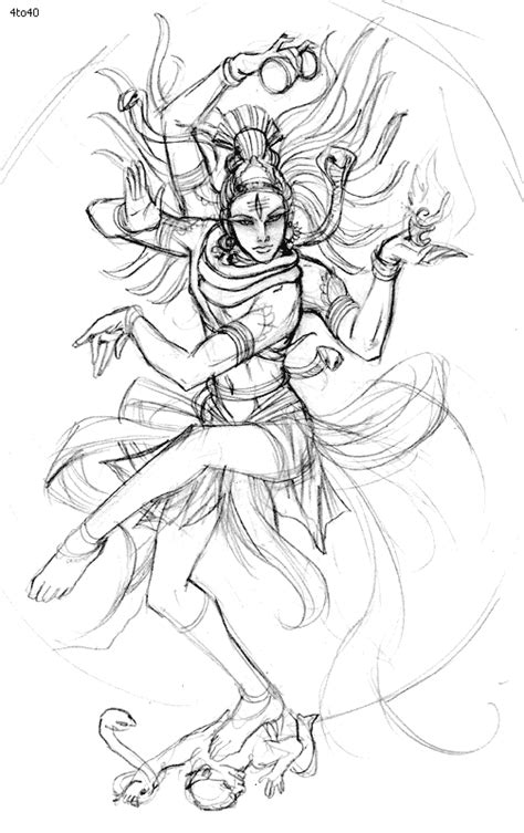 lord shiva face coloring coloring pages