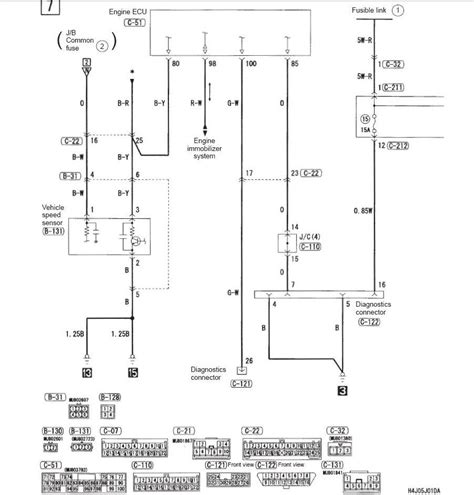 mitsubishi triton radio wiring diagram car stereo audio