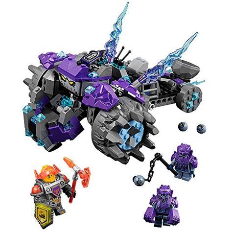Sale Lego Nexo Knights Macy S Bot Drop 70361 lego 6174982 lego nexo knights the three brothers 70350