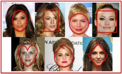 hairstyles for women by face shape age find the best hairstyle for your face shape healtnic
