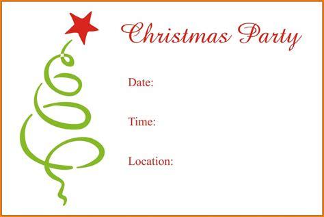 Lovely Christmas Party Invite Template Word #2: Christmas-invitation-templates-free-download-christmas.jpg