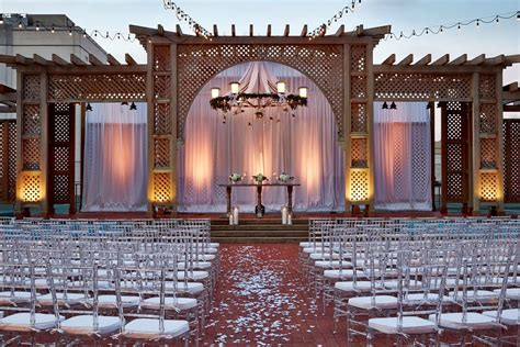 wedding venue fort worth worthington renaissance fort worth hotel wedding ceremony