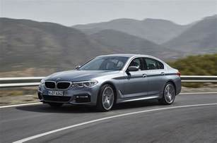 2017 bmw 5 series review ratings specs prices and