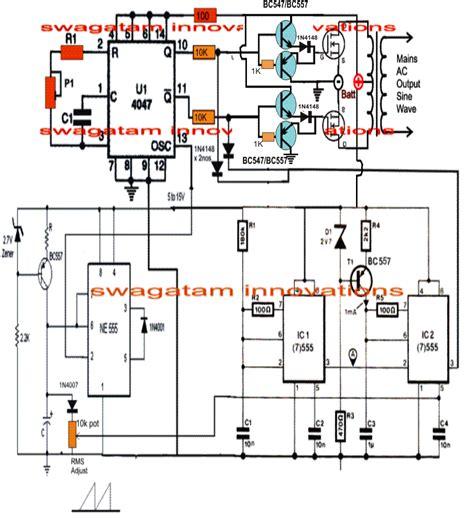 m inverter wiring diagram inverter free printable