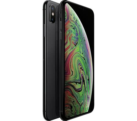 buy apple iphone xs max  gb space grey