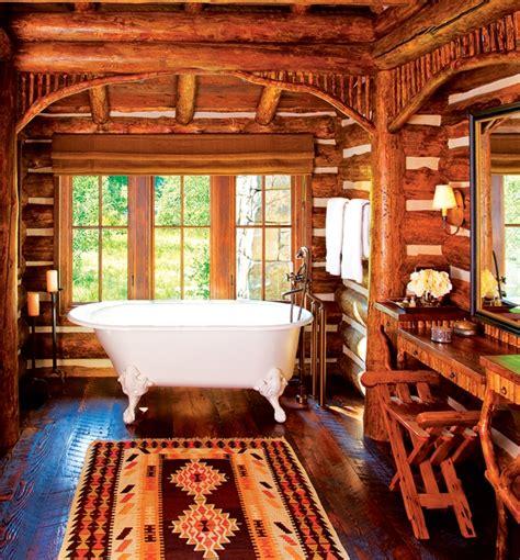 rustic log home bathroom cabin fever pinterest rustic cabin bathroom luxury log cabin homes pinterest