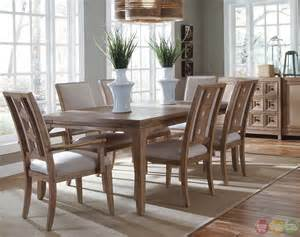 Traditional Dining Room Sets by Ventura Traditional Coastal Cottage Dining Room Set