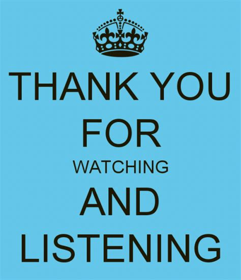 thank you letter to for listening thank you for your listening thank you notes