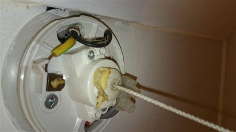how to wire a shower pull cord switch diagram