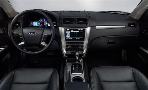 2010 Ford Interior by Car And Driver