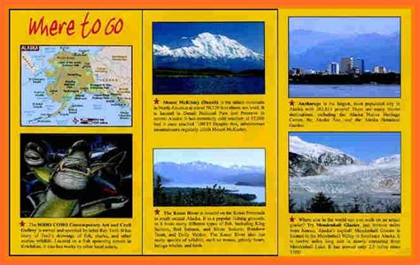 examples of travel brochures sample travel brochure projects