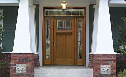 Replacement Entry Doors by Replacement Exterior Doors Offers Curb Appeal