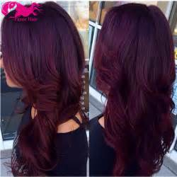 wine color hair new 99j hair wave burgundy wine