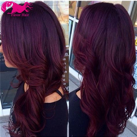 wine color hair wine hair color hair colors idea in 2018