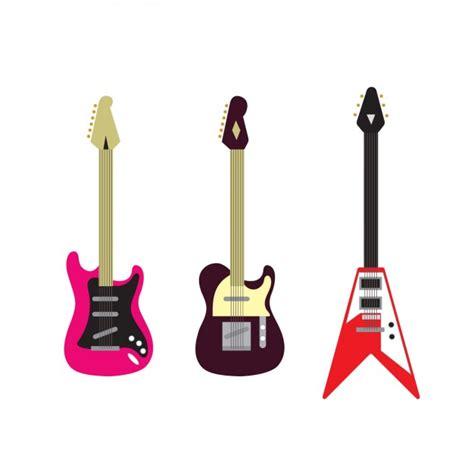 imagenes retro guitar tab colecci 243 n de guitarras el 233 ctricas descargar vectores gratis