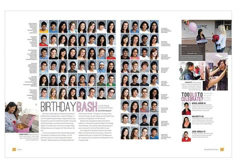 Yearbook Academic Section Ideas by 511 Best Yearbook Design Inspiration Images On