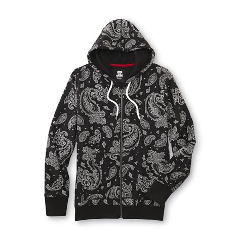 Hoodie Route 66 route 66 s hoodie jacket paisley shop your way