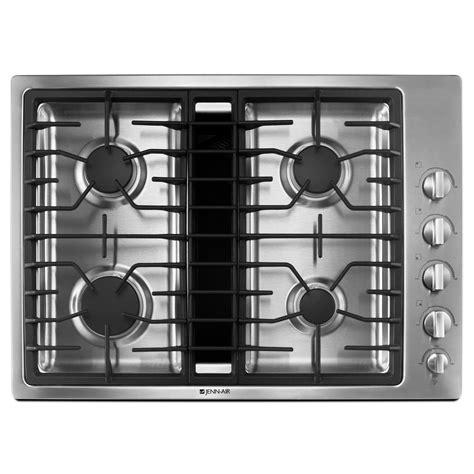 Jenn Air 30 Gas Downdraft Cooktop Reviews jenn air jgd3430ws 30 quot gas downdraft cooktop