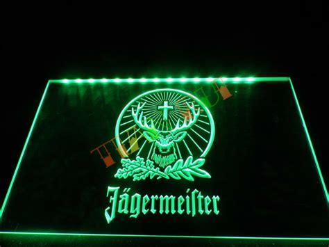 jägermeister dekor kaufen gro 223 handel j 228 germeister neon aus china