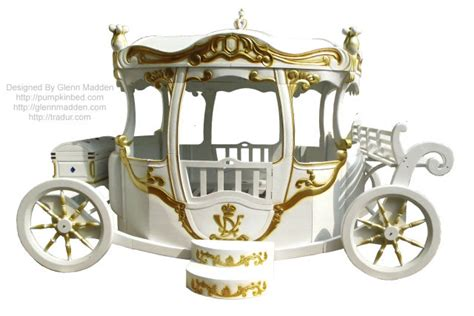carriage beds pumpkin bed inspired by cinderella princess carriage bed