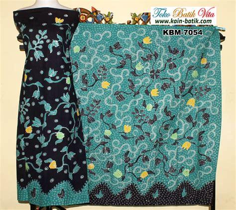 Rok Batik Tulis Madura Pagi Sore batik madura pagi sore kbm 7054 kain batik murah