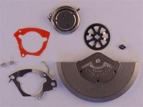 capacitor replacement for seiko kinetic seiko citizen forum