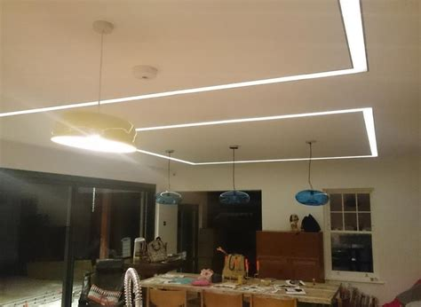 Led Feature Lighting On Display Instyle Led Feature Ceiling Lights