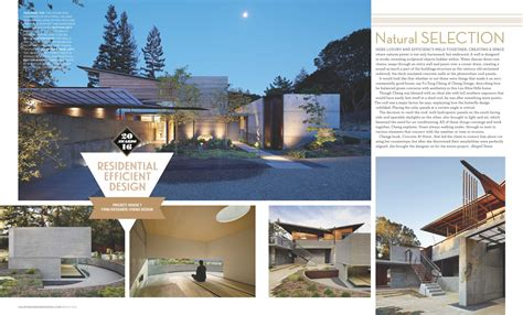 california home design awards 2016 ca home design residential efficient design award