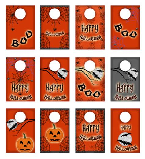 printable halloween tags free printable halloween tags festival collections