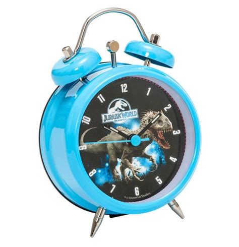buy official jurassic world alarm clock with sound indominus rex