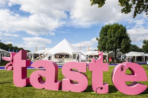 Taste Of München Englischer Garten Adresse by Taste Of M 220 Nchen 3 Bis 6 August 2017 Engl