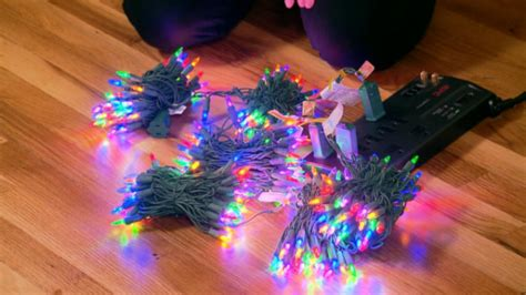 how to test christmas lights putting lights and tree stands to the test yahoo