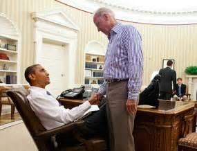 oval office obama reports obama blesses joe biden bid for presidency