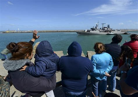 Navy Search For Missing Argentine Sub Time May Be Running Out