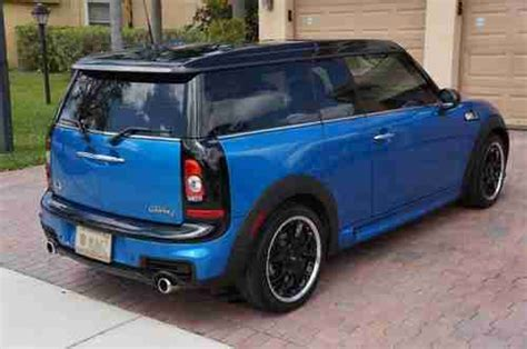 auto air conditioning service 2010 mini clubman navigation system find used 2010 mini cooper s clubman warranty auto loaded garaged immaculate condition in